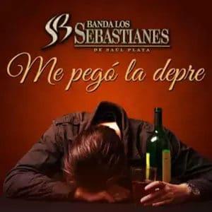 """Banda Los Sebastianes - """"Me Pegó La Depre"""" (feat Neto Bernal) - Pontik® Radio"""