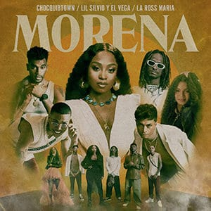 "ChocQuibTwon – ""Morena"" - Pontik® Radio"