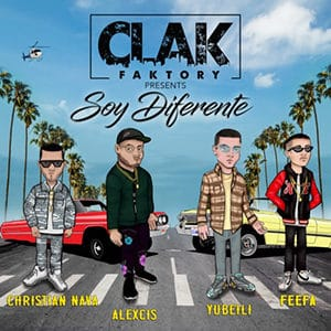 "Clak Faktory – ""Soy Diferente"" - Pontik® Radio"