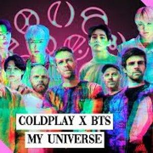 """Coldplay - """"My Universe"""" (feat BTS) - Música nueva - octubre 2021 - Pontik® Radio"""