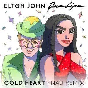 "Elton John - ""Cold Heart – PNAU remix"" (feat Dua Lipa) - Pontik® Radio"