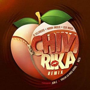 "El Villanord - ""Chivirika Remix"" (feat Mariah Angeliq & Lola Indigo) - Pontik® Radio"