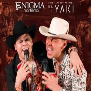 """Enigma Norteño - """"Entre Canciones y Borrachera Vol 1, En Vivo Desde Culiacán"""" (EP) (feat Luis Alfonso Partida – El Yaki) - Pontik® Radio"""