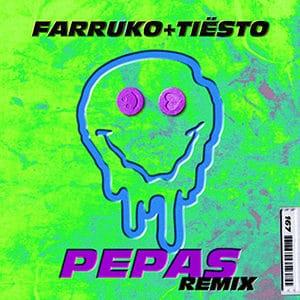 "Farruko y Tiësto – ""Pepas"" (Remix) - Música nueva - octubre 2021 - Pontik® Radio"