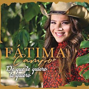 """Fátima Campo - """"De Que Te Quiero, Te Quiero"""" - Pontik® Radio"""