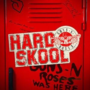 "Guns N' Roses - ""Hard Skool"" - Pontik® Radio"
