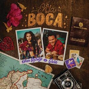 """Karen Lizarazo - """"En La Boca"""" (feat Gusi) - Pontik® Radio"""
