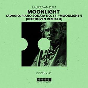 Laura van Dam - Moonlight (Adagio, Piano Sonata No. 14, Moonlight) (Beethoven Remixed) - Pontik® Radio