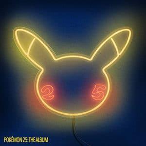 Pokémon 25: El Álbum - Música nueva - octubre 2021 - Pontik® Radio