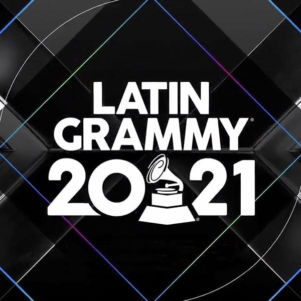 Premios Gammy Latinos 2021 - banner