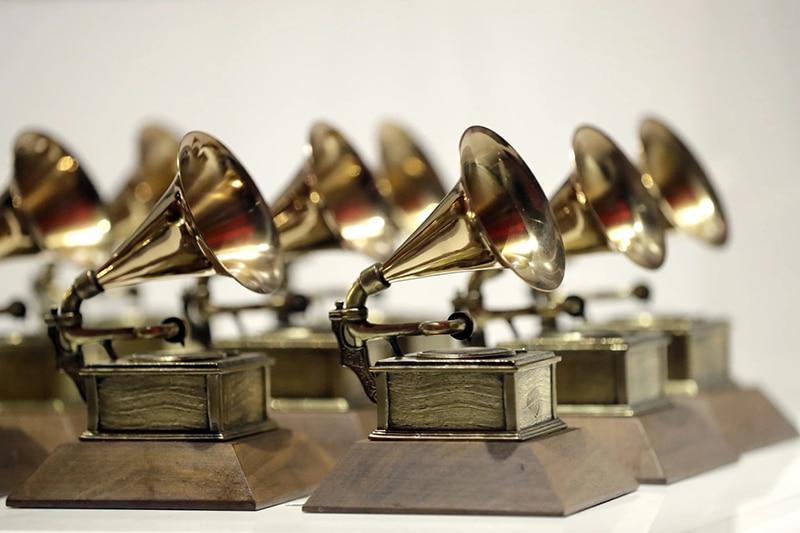 Premios Gammy Latinos - estatuilla