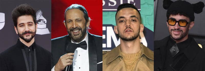 Premios Grammy Latinos - Nominaciones 2021