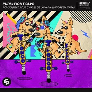 Puri x FIGHT CLVB - Pongo (feat. Adje, Chiki El De La Vaina & Andre Da Tippa) - Pontik® Radio