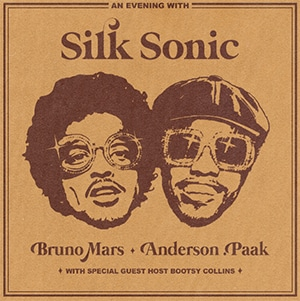 "Silk Sonic – ""An Evening with Silk Sonic"" - Pontik® Radio"