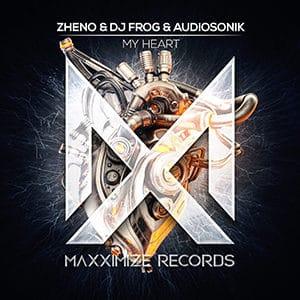Zheno & DJ Frog & Audiosonik - My Heart - Pontik® Radio